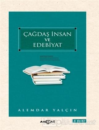 Çağdaş İnsan ve Edebiyat - Alemdar Yalçın | Yeni ve İkinci El Ucuz Kit