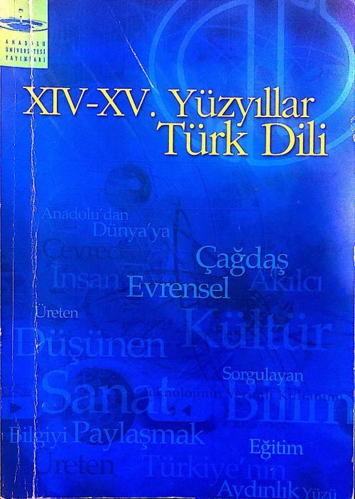 AÖF XIV-XV YÜZYILLAR TÜRK EDEBİYATI - Mehmet Ölmez | Yeni ve İkinci El