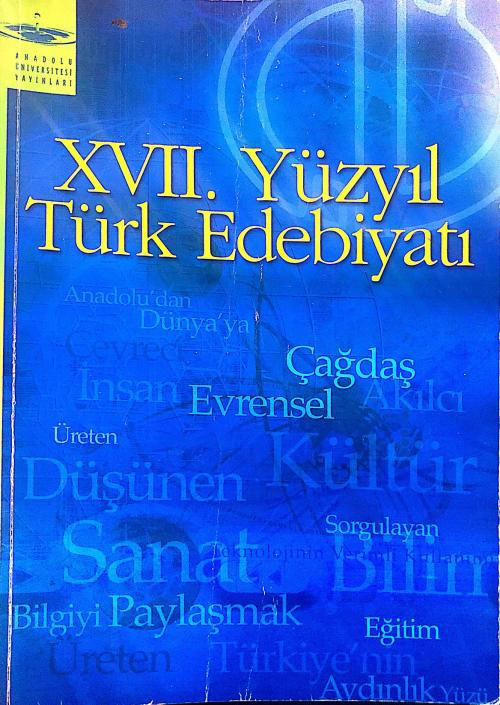 AÖF XVII YÜZYILLAR TÜRK DİLİ - Ali Fuat Bilkan   Yeni ve İkinci El Ucu