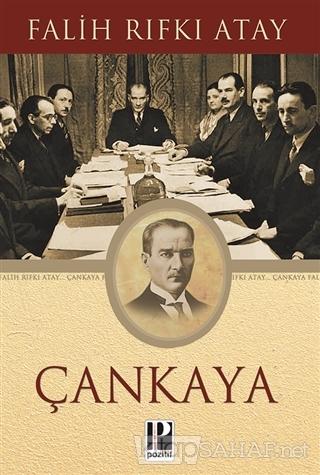Çankaya - Falih Rıfkı Atay | Yeni ve İkinci El Ucuz Kitabın Adresi