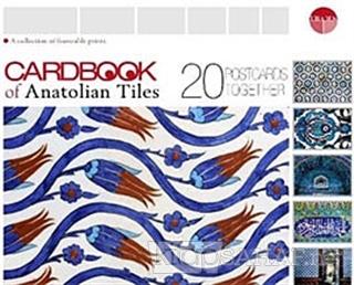Cardbook of Anatolian Tiles - Erdal Yazıcı   Yeni ve İkinci El Ucuz Ki