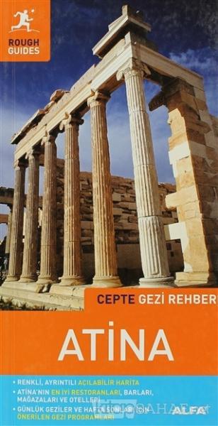 Cepte Gezi Rehberi - Atina - John Fisher | Yeni ve İkinci El Ucuz Kita