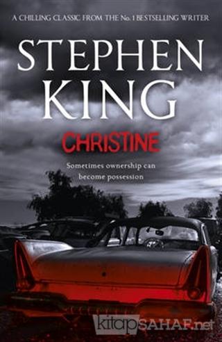 Chiristine - Stephen King   Yeni ve İkinci El Ucuz Kitabın Adresi