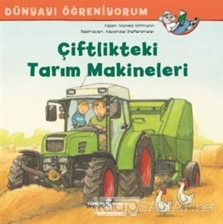 Çiftlikteki Tarım Makineleri - Monika Wittmann | Yeni ve İkinci El Ucu