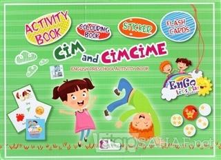 Cim and Cimcime - Kolektif | Yeni ve İkinci El Ucuz Kitabın Adresi