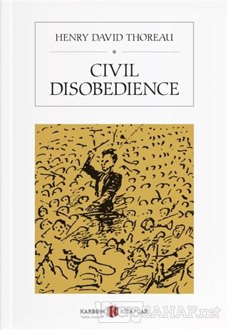 Civil Disobedience - Henry David Thoreau   Yeni ve İkinci El Ucuz Kita