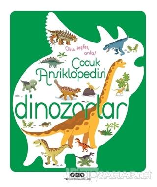 Çocuk Ansiklopedisi - Dinozorlar (Ciltli) - Sylvie Bezuel   Yeni ve İk
