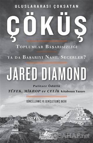 Çöküş - Jared Diamond | Yeni ve İkinci El Ucuz Kitabın Adresi