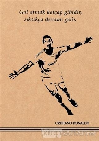 Cristiano Ronaldo - Kraft Defter - | Yeni ve İkinci El Ucuz Kitabın Ad