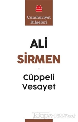 Cüppeli Vesayet - Ali Sirmen | Yeni ve İkinci El Ucuz Kitabın Adresi