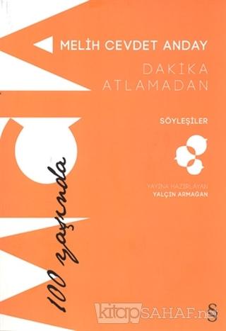 Dakika Atlamadan - Melih Cevdet Anday-   Yeni ve İkinci El Ucuz Kitabı