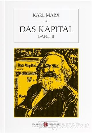Das Kapital Band 2 - Karl Marx   Yeni ve İkinci El Ucuz Kitabın Adresi