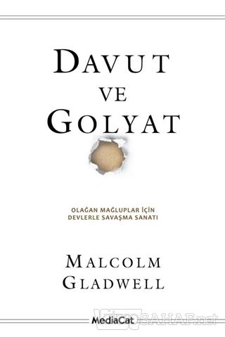 Davut ve Golyat - Malcolm Gladwell-   Yeni ve İkinci El Ucuz Kitabın A