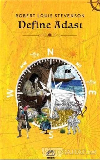 Define Adası - Robert Louis Stevenson   Yeni ve İkinci El Ucuz Kitabın