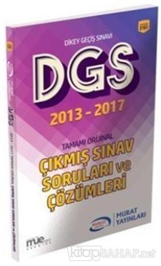 DGS 2013-2017 Tamamı Orijinal Çıkmış Sınav Soruları ve Çözümleri - Kol