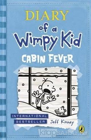 Diary of a Wimpy Kid - Cabin Fever - Jeff Kinney- | Yeni ve İkinci El