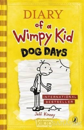 Diary of a Wimpy Kid: Dog Days (Book 4) - Jeff Kinney- | Yeni ve İkinc