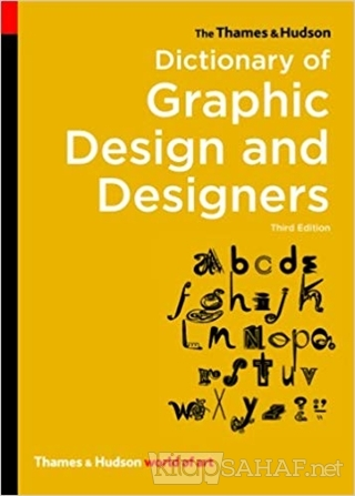 Dictionary of Graphic Design and Designers - Kolektif | Yeni ve İkinci