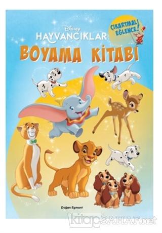 Disney Hayvancıklar Boyama Kitabı - Kolektif | Yeni ve İkinci El Ucuz