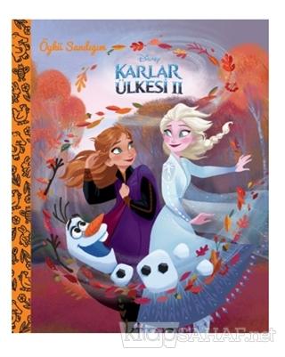 Disney Karlar Ülkesi 2 - Kolektif   Yeni ve İkinci El Ucuz Kitabın Adr