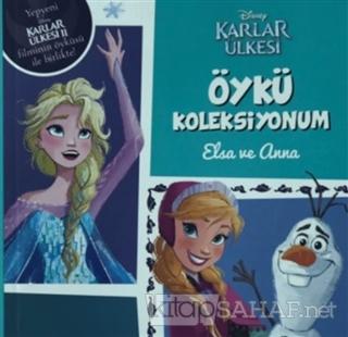 Disney Karlar Ülkesi - Öykü Koleksiyonum Elsa ve Anna - Kolektif | Yen