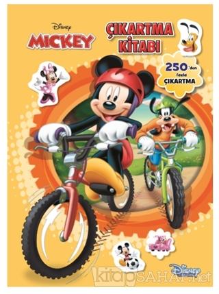 Disney Mickey Çıkartma Kitabı - Kolektif | Yeni ve İkinci El Ucuz Kita
