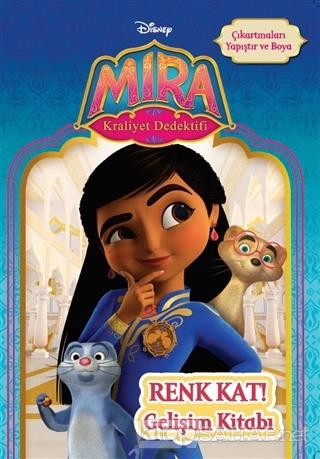 Disney Mira Kraliyet Dedektifi - Kolektif   Yeni ve İkinci El Ucuz Kit