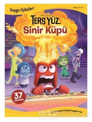 Disney Pixar Ters Yüz Sinir Küpü - Duygu Öyküleri - Kolektif | Yeni ve
