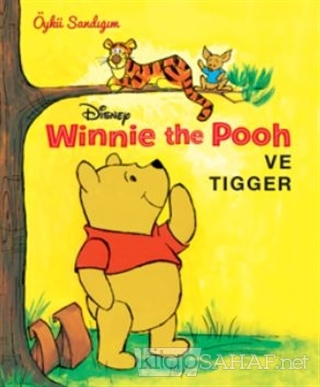Disney Winnie the Pooh ve Tiger - Kolektif   Yeni ve İkinci El Ucuz Ki