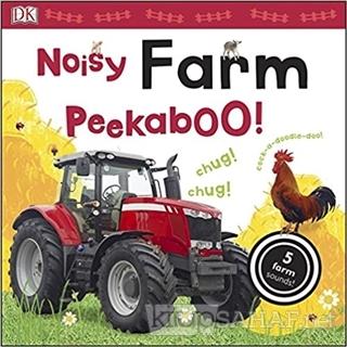 DK - Noisy Farm Peekaboo! (Board Book) - Kolektif | Yeni ve İkinci El