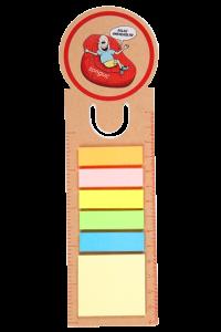 Tonguç Geri Dönüşümlü Ayraçlı Sticker Seti - Tonguç Komisyon   Yeni ve