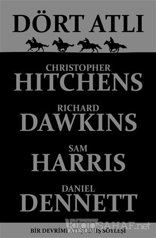Dört Atlı (Ciltli) - Christopher Hitchens   Yeni ve İkinci El Ucuz Kit
