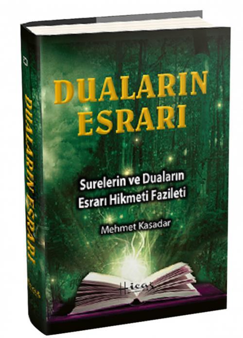 DUALARIN ESRARI (CİLTLİ) - Mehmet Kasadar | Yeni ve İkinci El Ucuz Kit