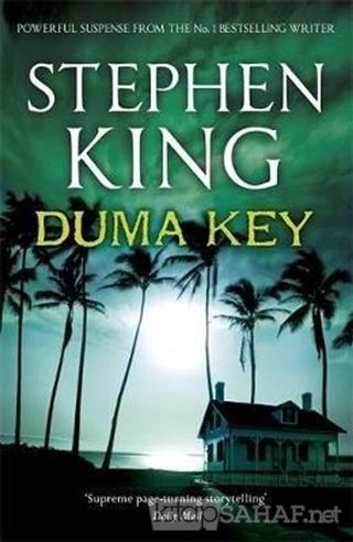 Duma Key - Stephen King | Yeni ve İkinci El Ucuz Kitabın Adresi