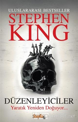 Düzenleyiciler - Stephen King-   Yeni ve İkinci El Ucuz Kitabın Adresi