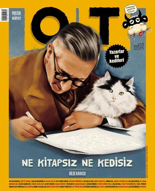 OT DERGİ EYLÜL2019 79. SAYI - Kolektif | Yeni ve İkinci El Ucuz Kitabı