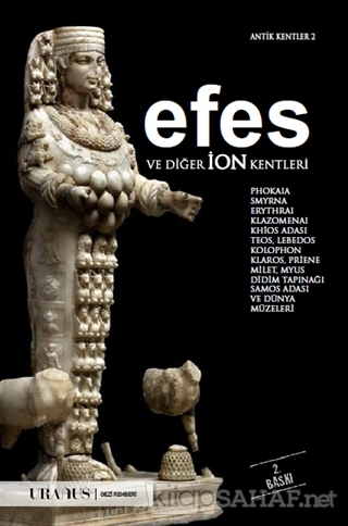 Efes ve Diğer İon Kentleri - Erdal Yazıcı- | Yeni ve İkinci El Ucuz Ki