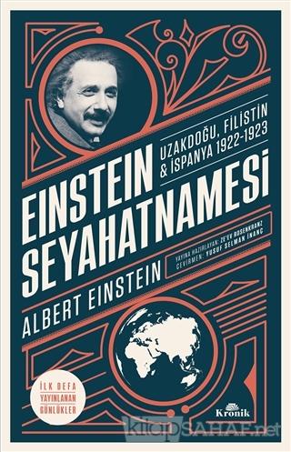 Einstein Seyahatnamesi - Albert Einstein | Yeni ve İkinci El Ucuz Kita