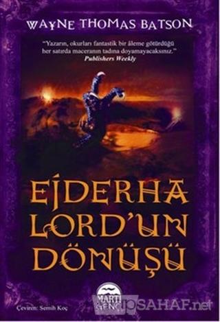 Ejderha Lord'un Dönüşü - Wayne Thomas Batson | Yeni ve İkinci El Ucuz
