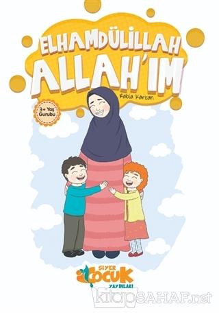 Elhamdülillah Allah'ım - Rabia Karzan   Yeni ve İkinci El Ucuz Kitabın