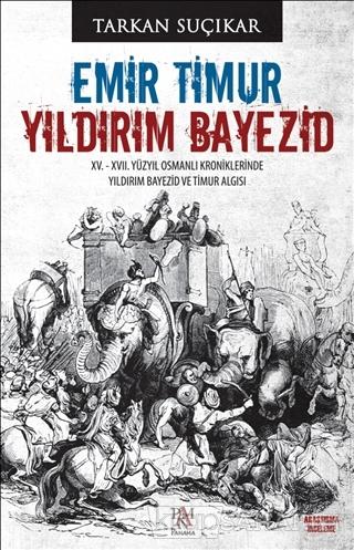 Emir Timur - Yıldırım Bayezid - Tarkan Suçıkar | Yeni ve İkinci El Ucu