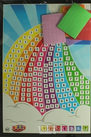 Eva Mozaik - 05 Eğitici ve Eğlenceli - Kolektif   Yeni ve İkinci El Uc