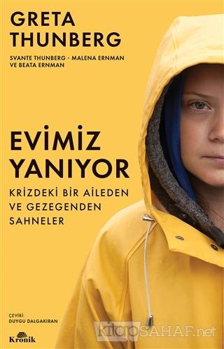 Evimiz Yanıyor - Greta Thunberg | Yeni ve İkinci El Ucuz Kitabın Adres
