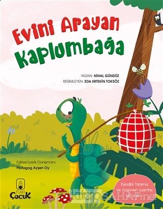 Evini Arayan Kaplumbağa - Nihal Gündüz   Yeni ve İkinci El Ucuz Kitabı
