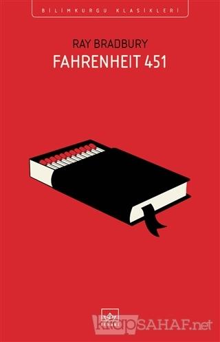 Fahrenheit 451 - Ray Bradbury | Yeni ve İkinci El Ucuz Kitabın Adresi