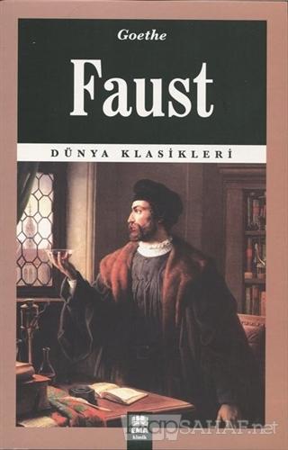 Faust - Johann Wolfgang Von Goethe | Yeni ve İkinci El Ucuz Kitabın Ad