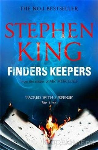 Finders Keepers - Stephen King | Yeni ve İkinci El Ucuz Kitabın Adresi