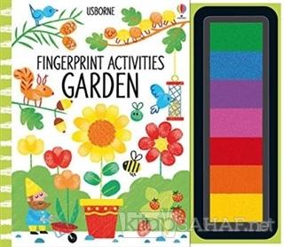 Fingerprint Activities Garden - Fiona Watt | Yeni ve İkinci El Ucuz Ki
