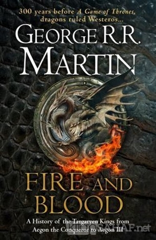 Fire and Blood (Ciltli) - George R. R. Martin | Yeni ve İkinci El Ucuz