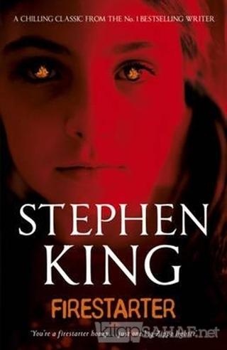 Firestarter - Stephen King | Yeni ve İkinci El Ucuz Kitabın Adresi